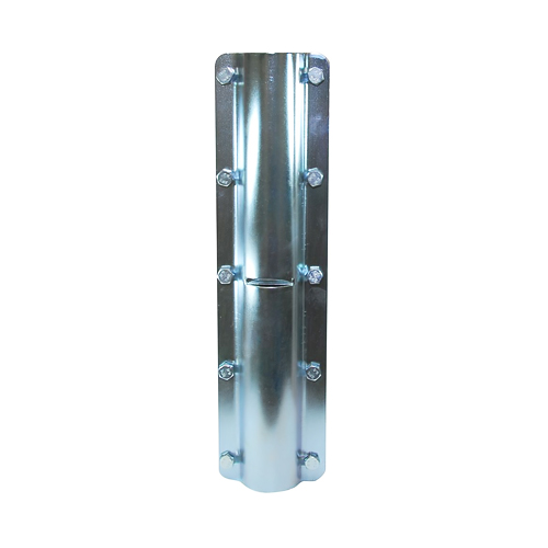 """Join-200 - 2"""" Mast Coupler / Joining Sleeve with 10 Bolts"""
